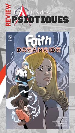 Review LADP: Faith Dreamside