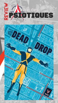 Review LADP : Dead Drop