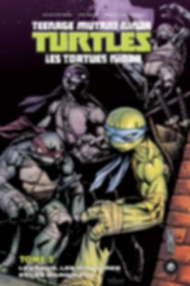 TMNT Tome 5 Hi Comic Indées les bulles comics