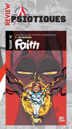 Review LADP : Faith Tome 4
