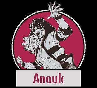 Anouk H1comics Indées les bulles comics