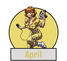 April TMNT Indées les bulles comics
