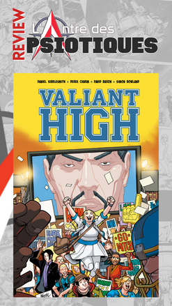 Review LADP : Valiant High