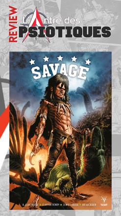 Review LADP : Savage