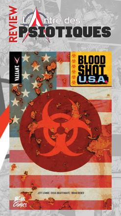 Review LADP : Bloodshot USA