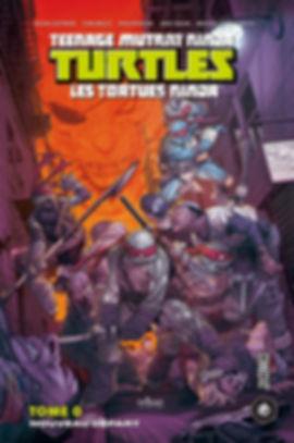 TMNT Tome 0 Hi Comics Indées les bulles comics