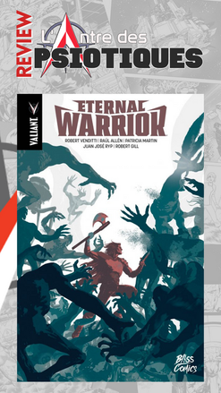 Review LADP : Eternal Warrior