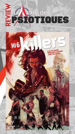 Review LADP : Killers