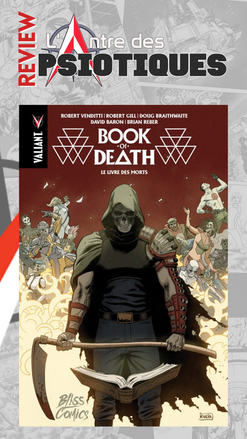 Review LADP : Book of death