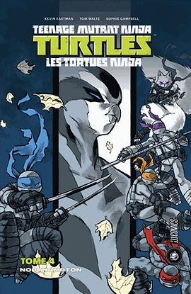 TMNT Tome 4 Hi Comics Indées les bulles comics