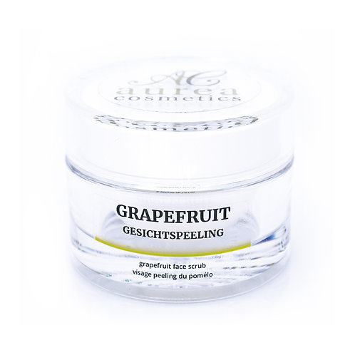 Aurea Grapefruit Gesichtspeeling 100% Vegan