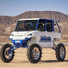 Lifted Polaris Rnger