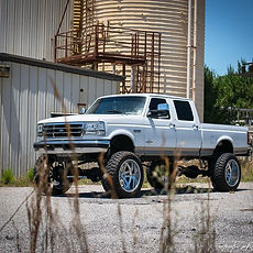 Lifted OBS Ford