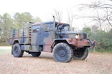 1971 crew cab M35A2
