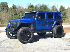 Lifted Jeep 40s