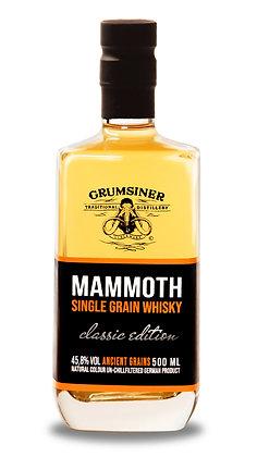 Mammoth Single Grain Whisky 0,5l -Classic Edition