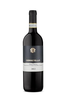 2015 Cerretello DOCG Chianti Superiore 0,75l