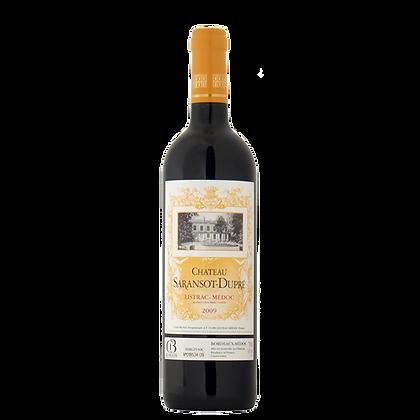 2016 Chateau Saransot-Dupré Cru Bourgeois 0,75l