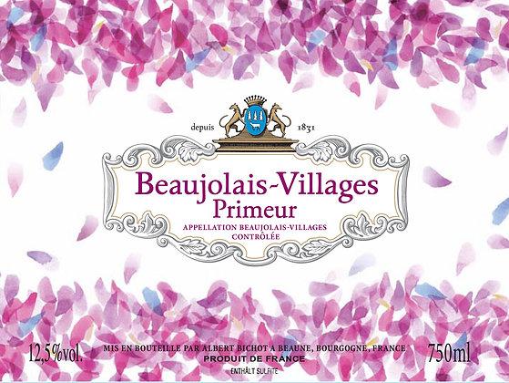 Beaujolais-Villages Primeur                            0,75 l