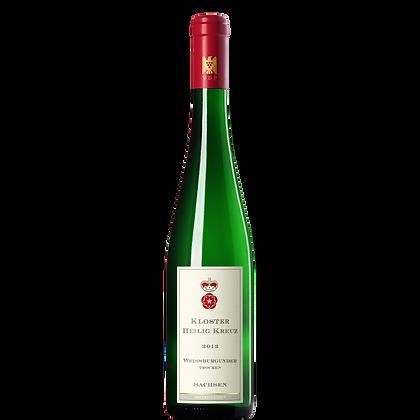 Kloster Heilig Kreuz Weißburgunder           0,75l