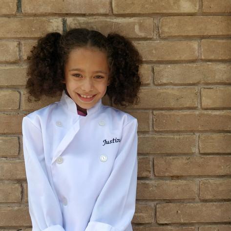 Kids Chef Coat