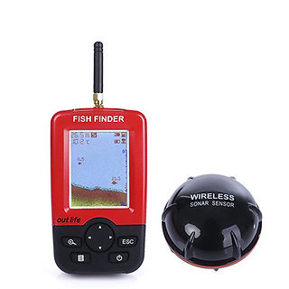 Wireless Sonar Sensor Fish Finder