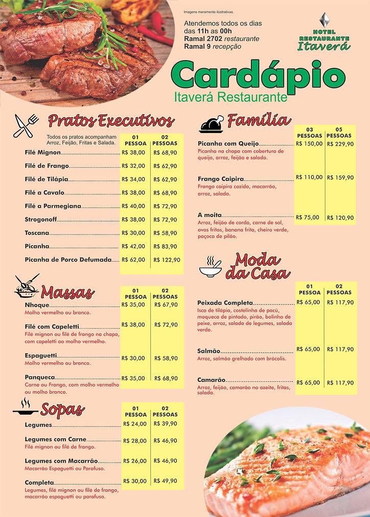 CARDAPIO HOTEL ITAVERA NOVEMBRO 2019 fre