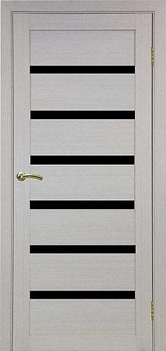 Турин 507 Дуб серый стекло лакобель