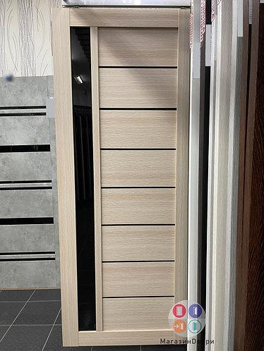 Турин 554.21 Дуб беленый стекло лакобель