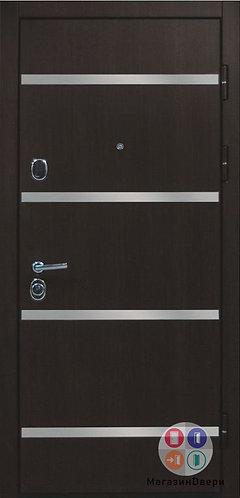 Входная дверь Горизонт Венге