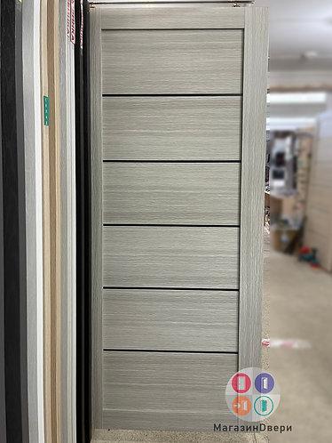 Турин 506 дуб серый стекло лакобель