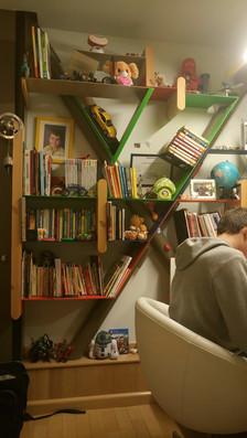 BKS Bookcase 2