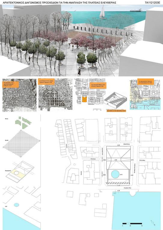 Square plans