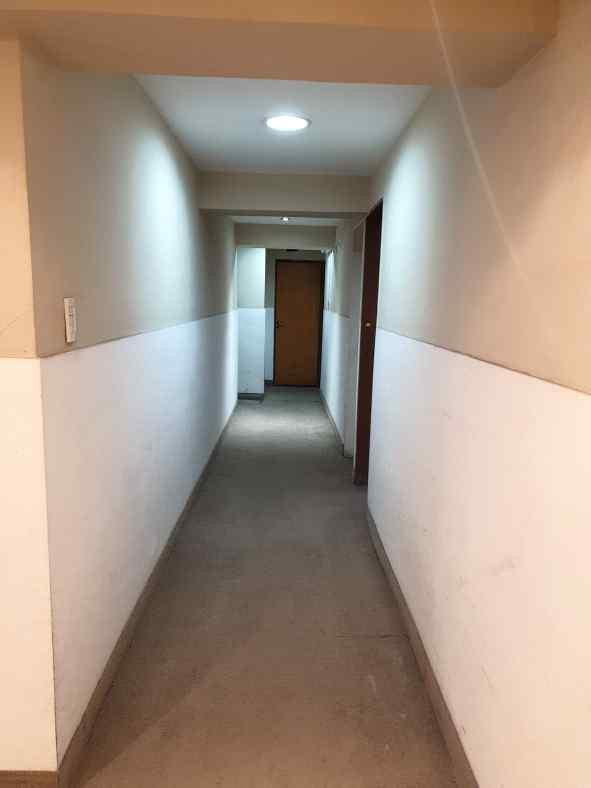 Pasillo entre habitaciones