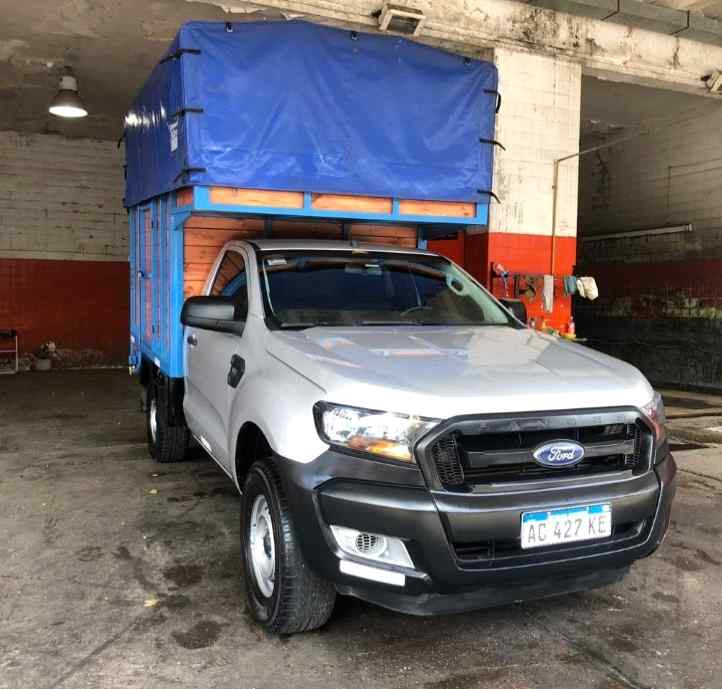 Ford Ranger 2.2, año 2018