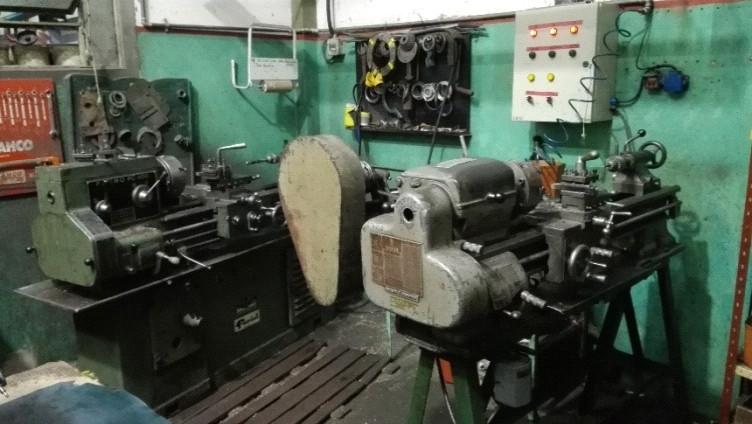 2 electroerosionadoras