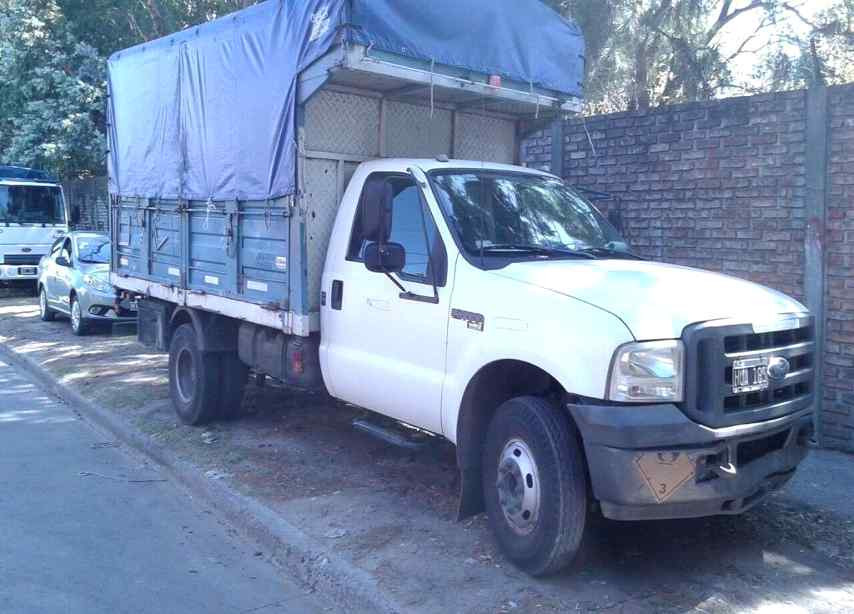 Ford 4000, año 2009