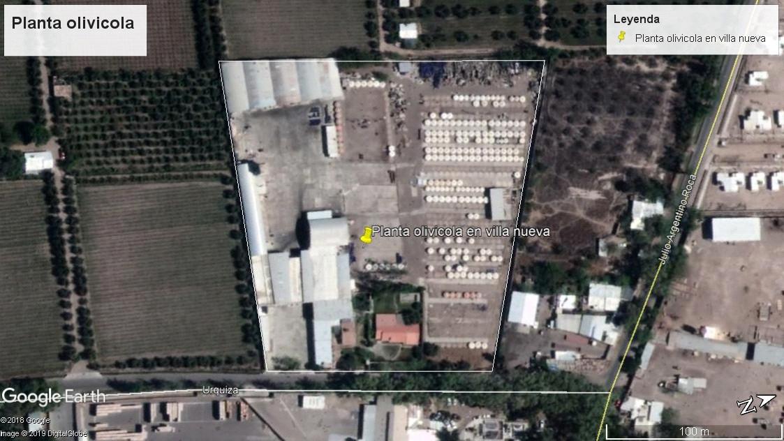 SUPERFICIE TERRENO: 27.000 m2, incluye toda la fábrica SUPERFICIE CUBIERTA: 6.000 m2,