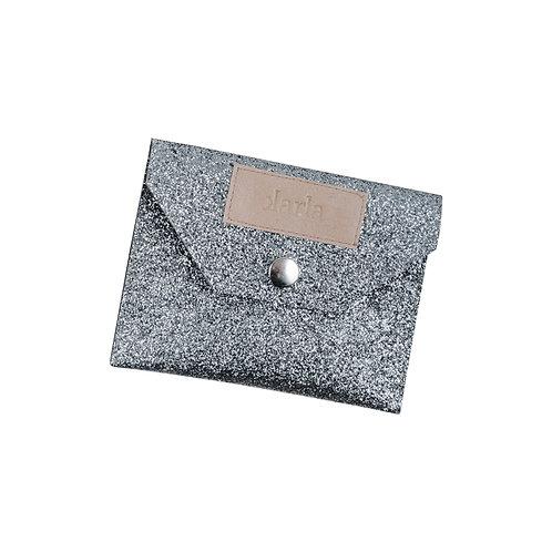 SISTA csillámtárca / glitter purse