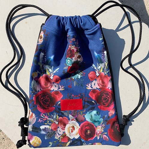 FLORAL gymbag