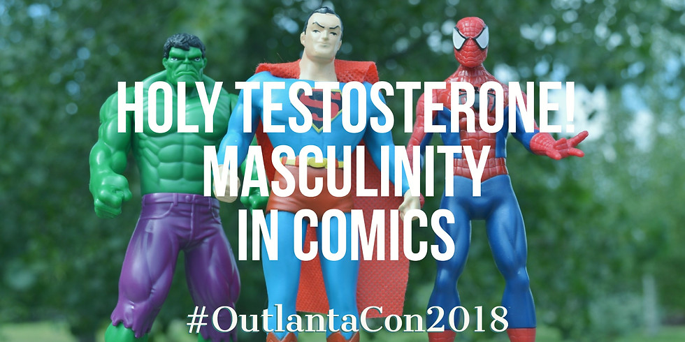 Masculinity in Comics