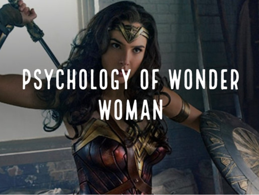 The Psychology of Wonder Woman (2017)