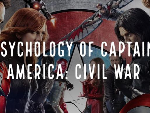 Psychology of Captain America: Civil War