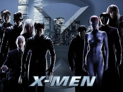 The Psychology of X-Men (2000)