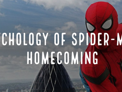 Psychology of Spider-Man Homecoming