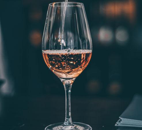 Tasteing Rose Wine Glass - Close UP.jpg