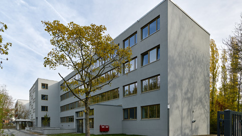 Blick Barnimstraße