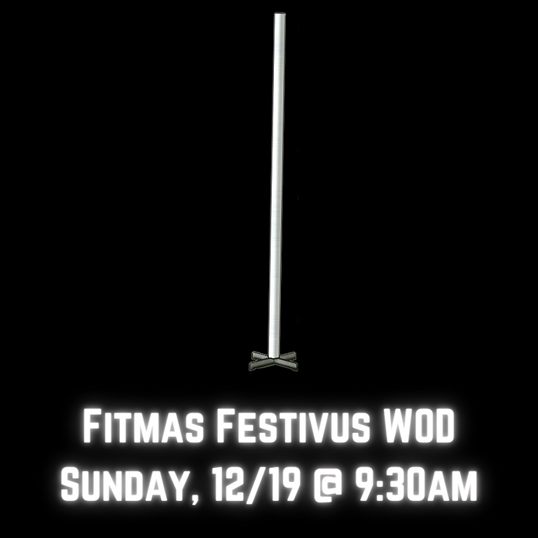 Fitmas Festivus Holiday Workout