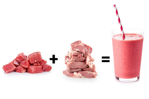 Eating Protein VS Drinking It