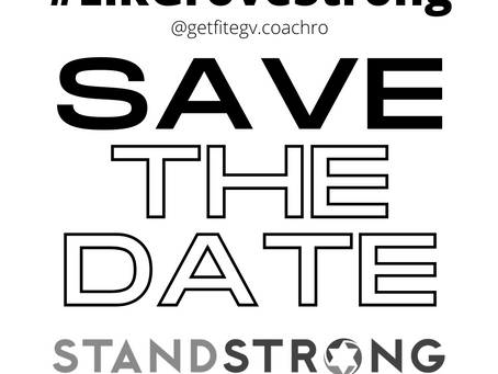 #ElkGroveStrong with StandStrong.org